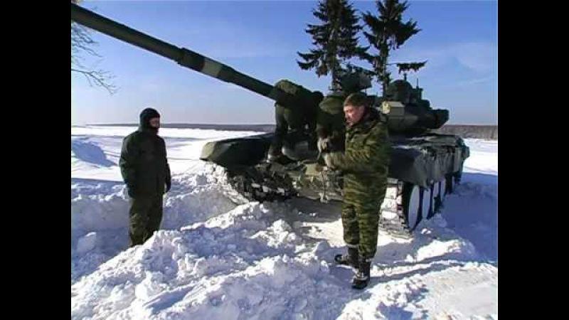 тест драйв Танк Т 90 Владимир T 90