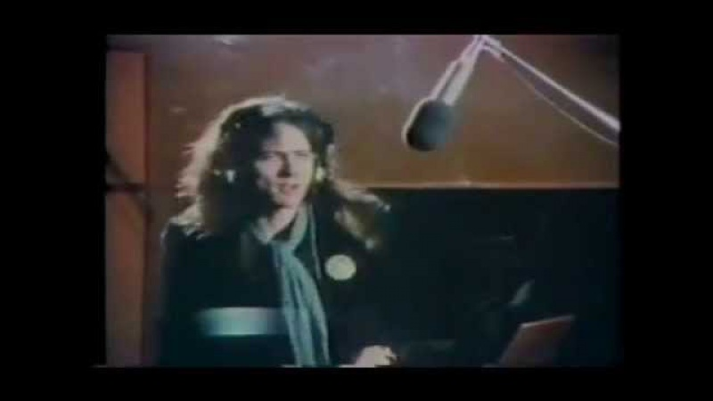 David Coverdale performing the song Lady from his first solo album White Snake