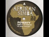 Afrikan Simba - Poverty + dub1 (King Shiloh 12