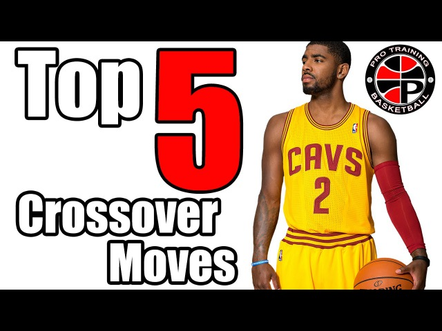 Top 5 Crossovers EVERY Player Should Know | How To: Break More Ankles | Pro Training Basketball