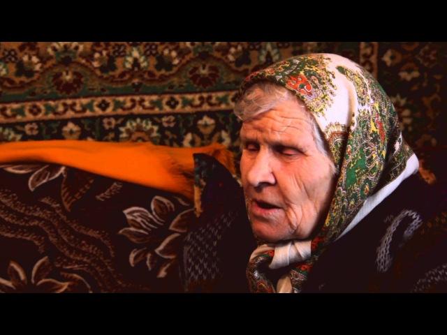 Очевидець розповідає про голодомор 1947 р. в м. Ізюм Харківської обл.