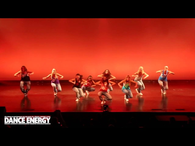 Black Yellow Urban Dance, Hip Hop Dance Choreography Dance Energy Studio in Lörrach bei Basel
