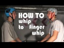 KSS | How to whip to finger whip от Пети с Мироном \ Scootering