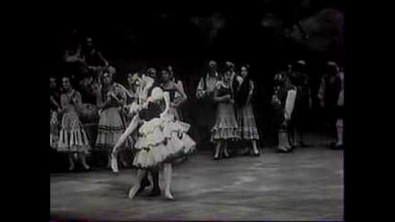 Maya Plisetskaya in Don Quixote by Leon Minkus