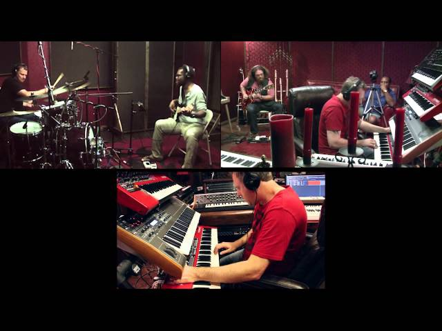 Music City Jam Sessions 2 Keith Carlock Webisode
