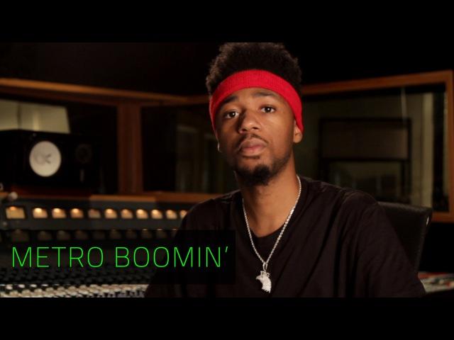 METRO BOOMIN   Beats Tutorial   FL Studio   Razer Music