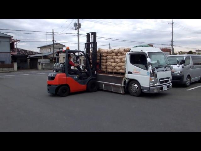 小江戸市場カネヒロのお米は幸せ運びます。
