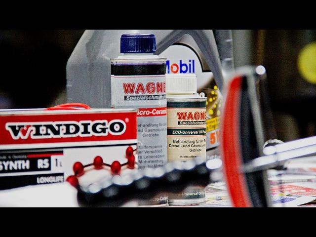 Тест микрокерамики Windigo Wagner