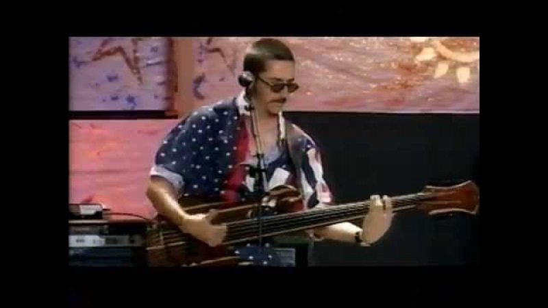 Primus Those Damned Blue Collar Tweekers Bob 8 14 1994 Woodstock 94 Official