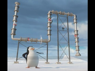 Penguins show us the Pipeline of Dreamworks Animation Studios