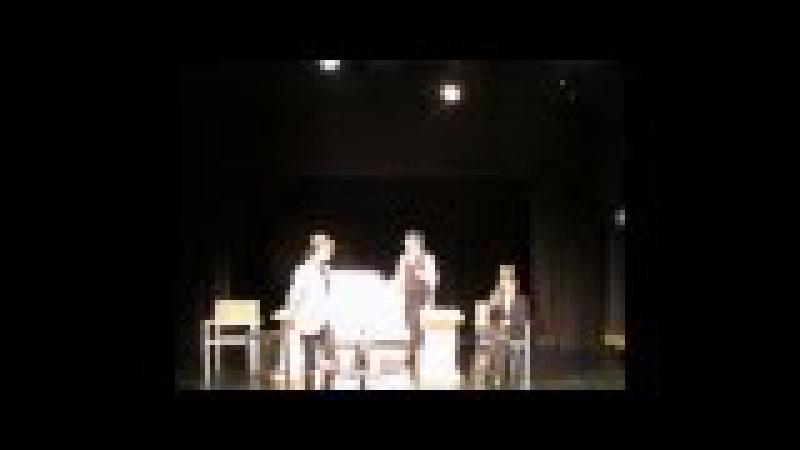 2013年淡江大學西班牙語文學系畢業公演《唐璜 特諾里奧》 Don Juan Tenorio 上半場