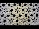 МК вязание крючком мотив цветочек ч 1 MK Crochet flower motif Part 1