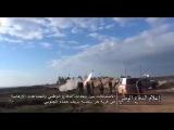 Армия Сирии и ополченцы ведут бои против террористов в Хаме