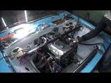 Запуск Двигателя ВАЗ Класики 16V На Карбюраторах кейхин