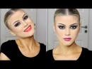 GRWM Latin Ballroom Dance Competition Makeup Two Lip Options