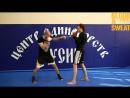 Разбор ударной техники Джуниора Дос Сантос. Boxing. Junior Dos Santos fight style.