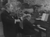 Шуберт - Сонатина для скрипки и фортепиано соль минор, D 408 IV. Allegro moderato