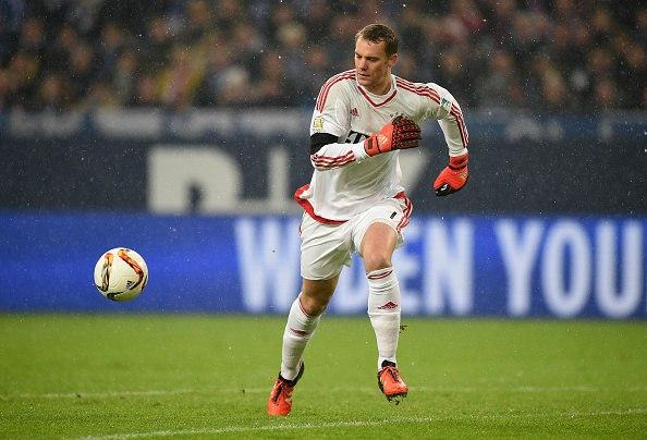 """Мануэль Нойер: """"Бавария"""" еще не выиграла чемпионат, несмотря на отрыв в 8 очков"""