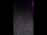 В школе погас свет и мы как зомби бродили с фонариками!