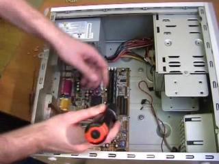 Как самостоятельно собрать и обслуживать компьютер