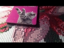 Видео-инструкция: начинаем работать с алмaзной мозаикой