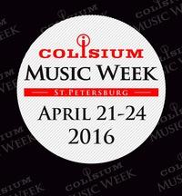 Colisium Music Week 2016 * Питер, 21-24 апреля