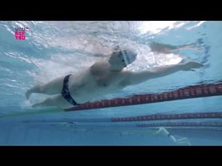 Как правильно плавать кролем Данил Антоненков