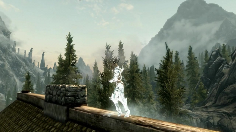 Dancing Skyrim vs FNIS