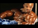 Rare backstage footage of Ronnie Coleman