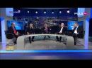 АМЕРИКАНЦА ЧУТЬ НЕ ПРИБИЛИ на ток шоу в Европе за выпады против России