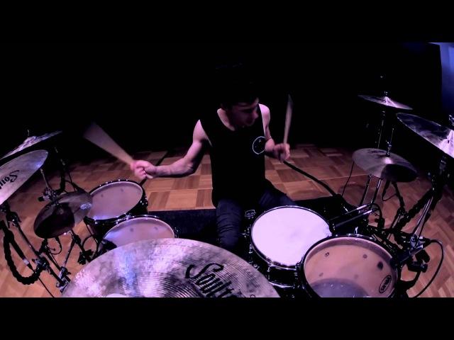 Skrillex Ragga Bomb Matt McGuire Drum Cover