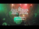 The Sleepwalker - The Texas Chainsaw Dust Lovers Live @ GlazartParis