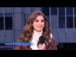 Taylor Hill Talks About Selena Gomez At The 2015 Macy's Thanksgiving Day Parade