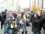 Русский марш 2011. Кто не прыгает, тот хач...