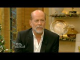 Bruce Willis on Live! with Kelly and Michael (Dec 21st, 2015)