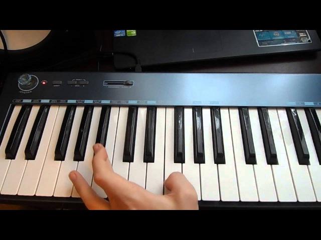Как играть саунд-трек из фильма Пираты Карибского моря