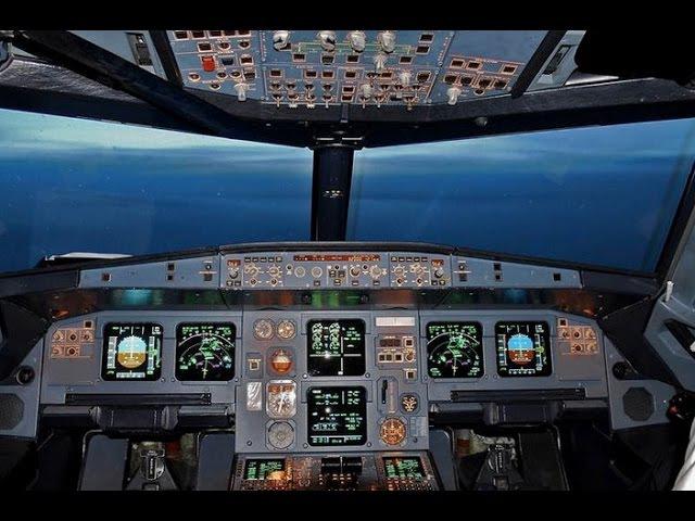 Аудиозапись последней минуты перед крушением Airbus A320 4U9525 crash Airbus A320