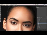 Commercial Beauty Retouching with Julia Kuzmenko McKim06 Retouching Demo HD