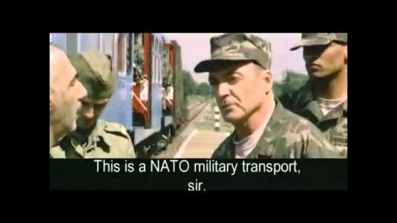 Aggression on Serbia 1999, Romania vs NATO