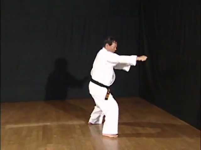 Kata Ryuko - Uechi Ryu Shohei Ryu