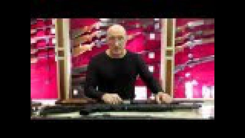 В гостях у Гельмута.(Рассказ про помповые ружья и тактические полуавтоматы) Фильм 36.