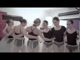 Танцевальная практика, балет 'Жизель' в MASSIMO