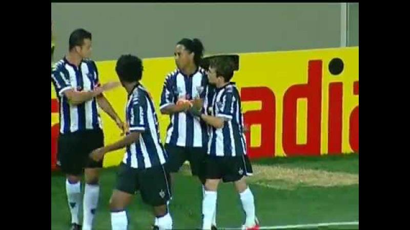ATLÉTICO 6x0 Figueirense - Série A 2012