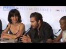 Sienna Miller and Jake Gyllenhaal in jovial spirits at Cannes