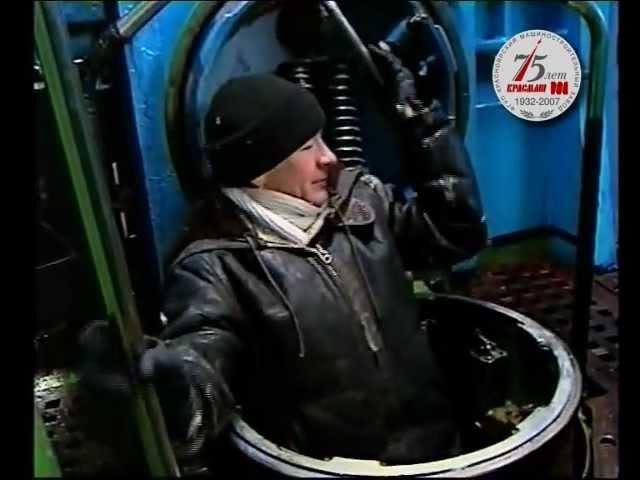 Синева исп Михаил Кириллов