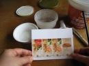 Декупаж ФОТОбумага распечатка на струйном принтере с водными чернилами ТЕСТ 2