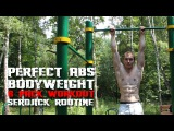 WORKOUT FOR ABS (5 exercises for Hard Rock ABS)