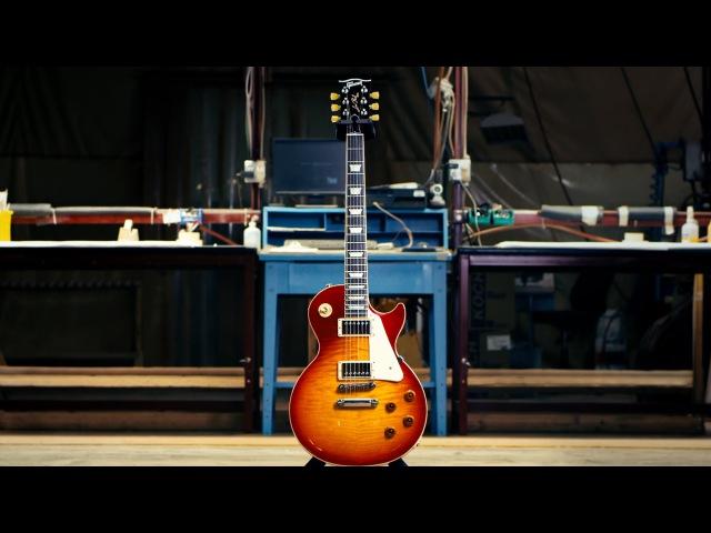 Gibson USA - Factory Tour