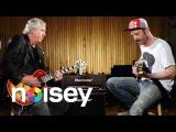 The Stooges' James Williamson - Guitar Moves - Episode 1