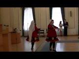 Национальный татарский танец